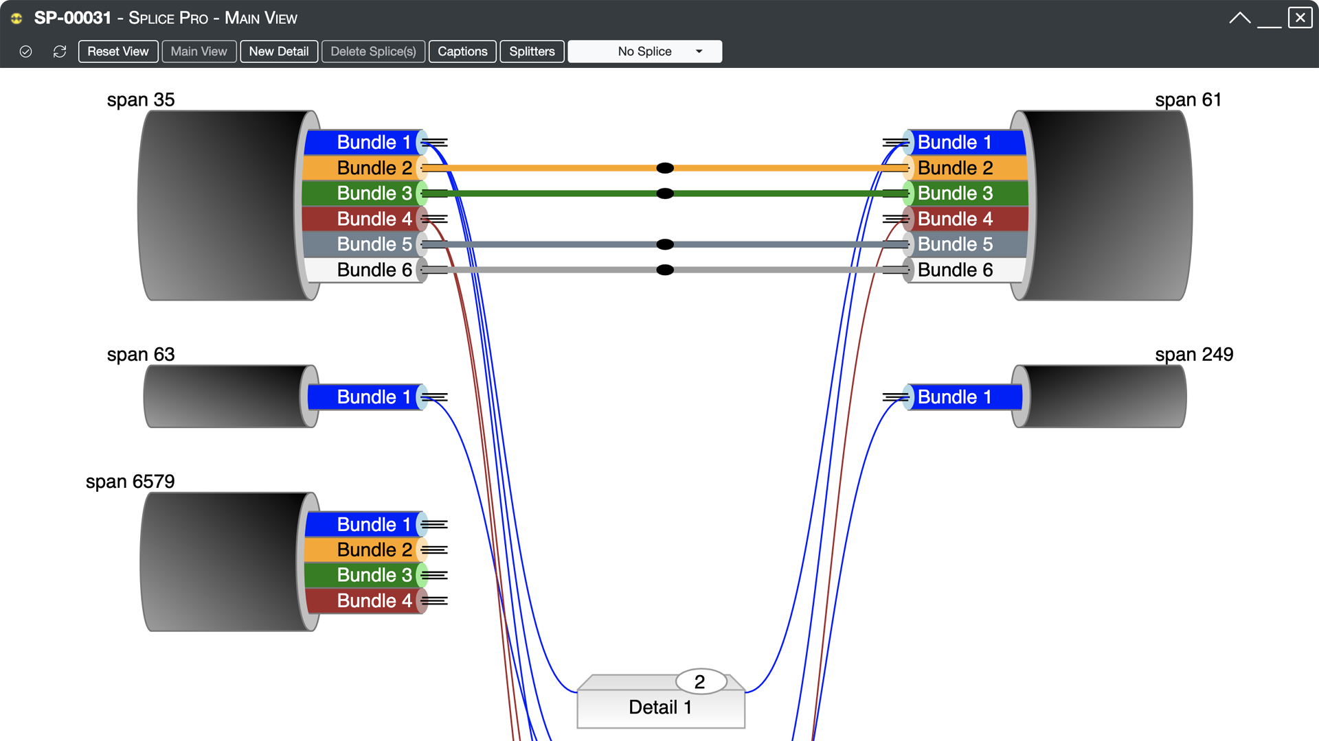 OSPInsight Web - Splice Pro (Window)