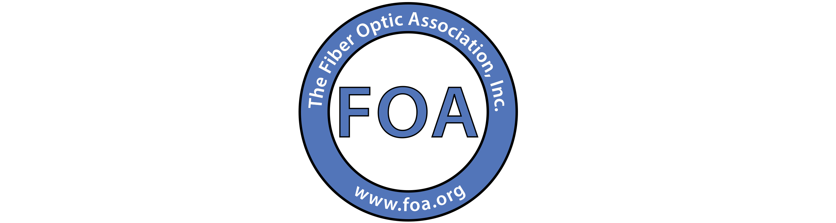 The Fiber Optic Association (logo) (blog image)
